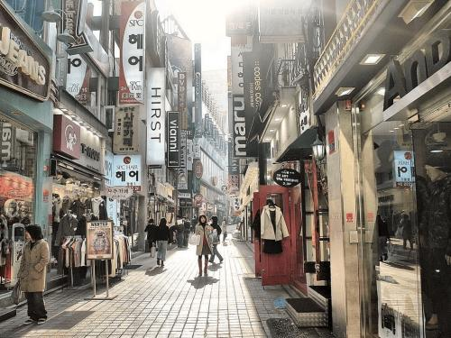 韩国留学|韩国大学